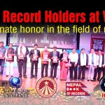 Indian Record Holders at World Stage