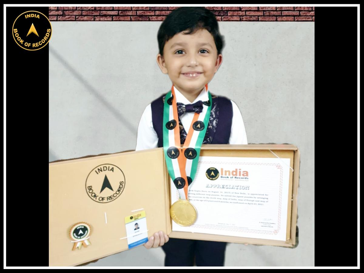 Girik Gupta – Appreciation