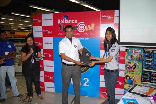 Record Breakers' Festival 2012, Aurangabad